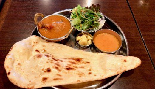 新百合ヶ丘『BiBi』で普通のインドカレーを食べてきた