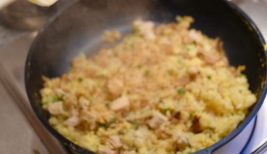 炒飯列伝 #3:確実にパラパラな炒飯をつくる方法編