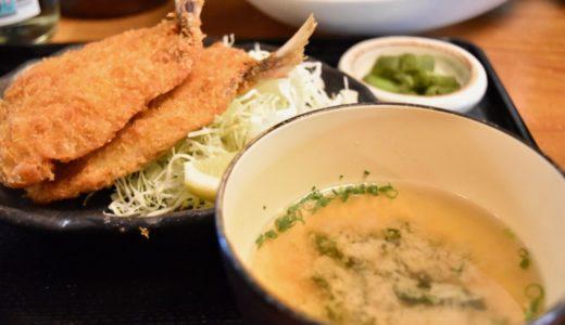 小田原駅近くの居酒屋『馬かもん』でワンコインランチ 安くて魚が美味い