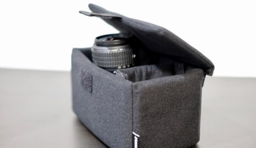 『HAKUBA』のカメラ用インナーソフトボックスを買ったぞ