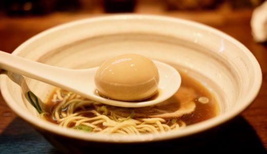 百合ヶ丘の燻製ラーメン『燻』はスープも具材も燻製されてて超美味い