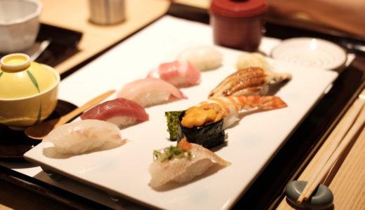 『がんこ寿司』の魚や鰻で新年1発目の舌鼓を打ちました