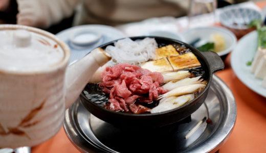浅草『米久』の牛すき焼きがベラボウに美味過ぎてこの世の万物に謝罪したくなった