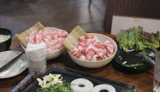 セブでサムギョプサル食べるなら『OKINAWA HEAT』でオールOK