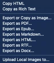 ライターのポートフォリオで記事を2MB以内にまとめなきゃいけない時は『Mweb』あるとHTML出力できて便利