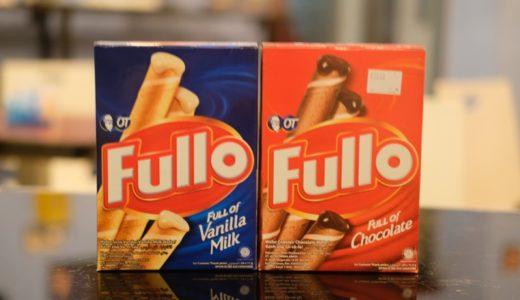 ミャンマーで買った『Fullo』というお菓子が桁外れに美味しい